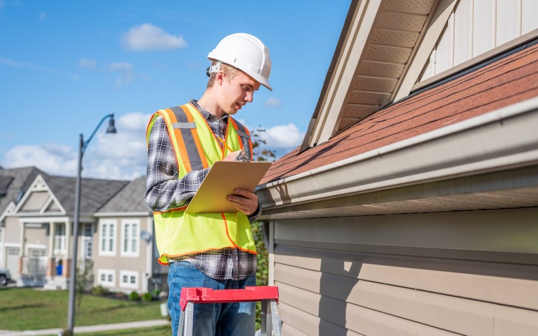 Top Five Roof Inspection Items When Buying a Home