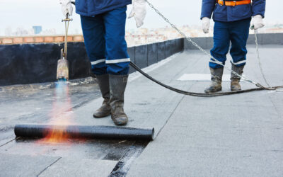 4 Common Causes of Leaks on Flat Roofs